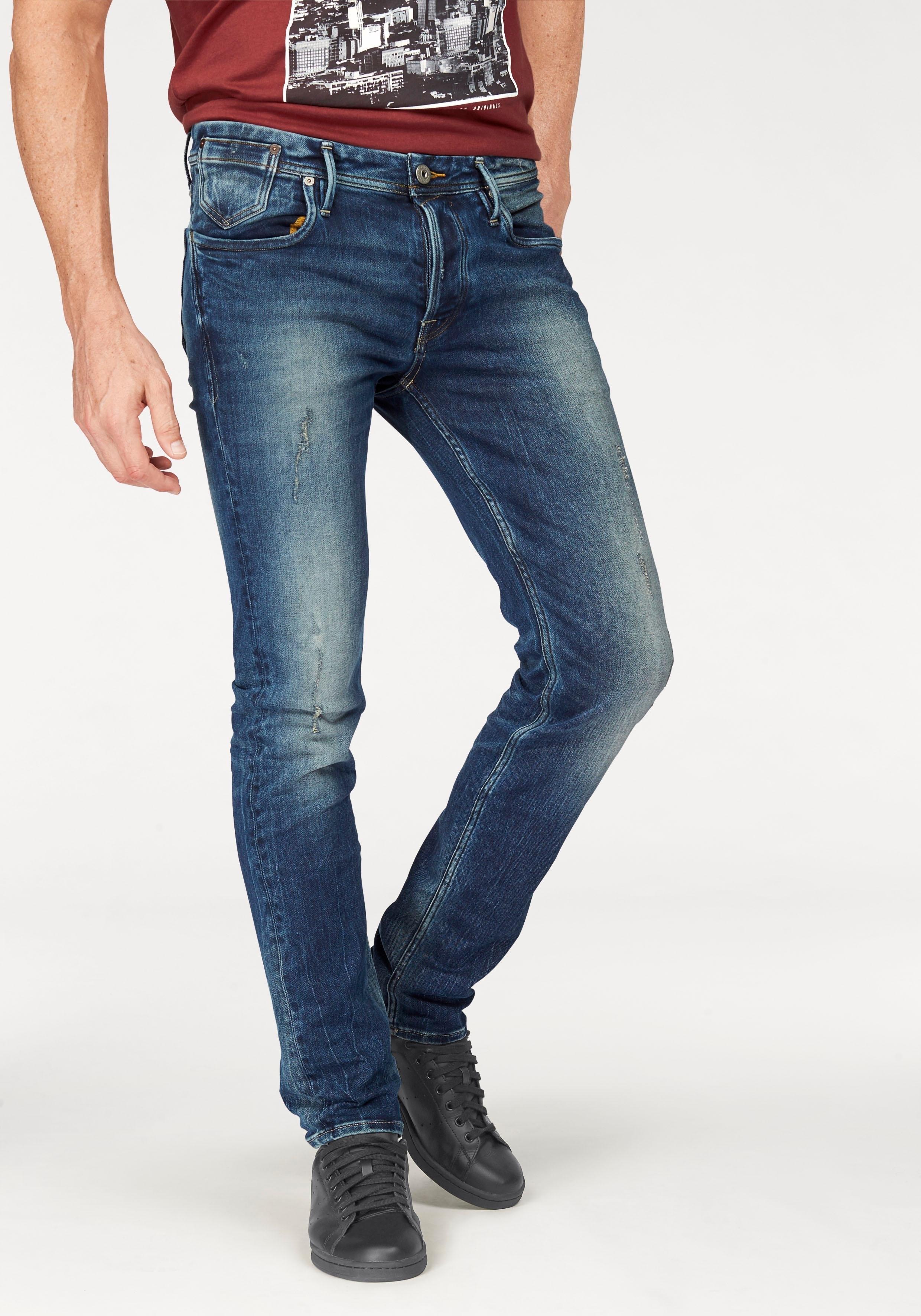 JACK & JONES Slim Fit-jeans »Tim« veilig op otto.nl kopen