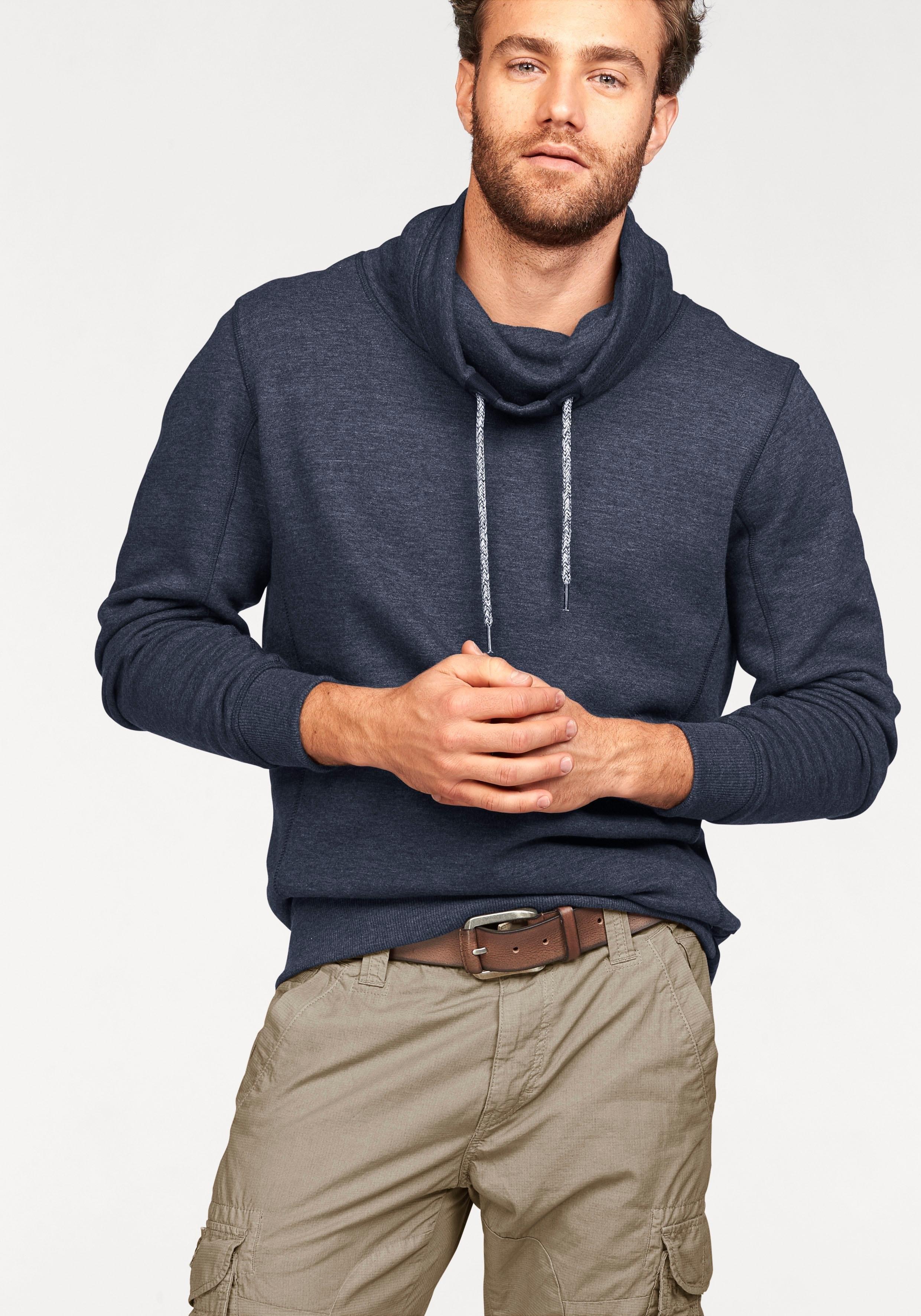 TOM TAILOR sweatshirt in de webshop van OTTO kopen