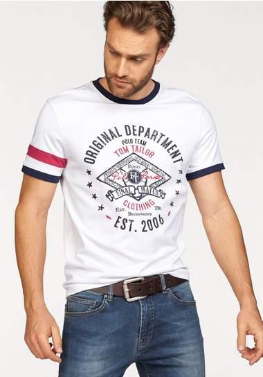 TOM TAILOR POLO TEAM T-shirt