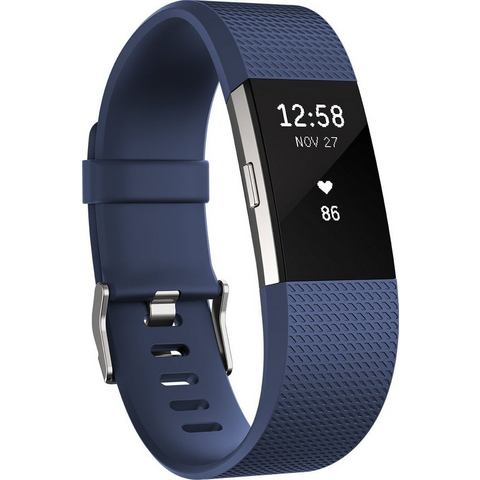 FITBIT Charge 2 Blauw S