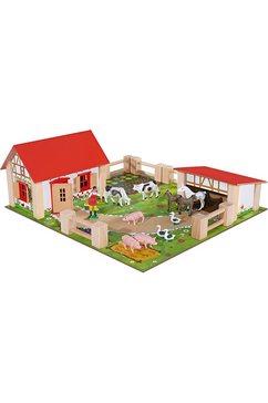 eichhorn speelwereld boerderij klein gemaakt in europa multicolor