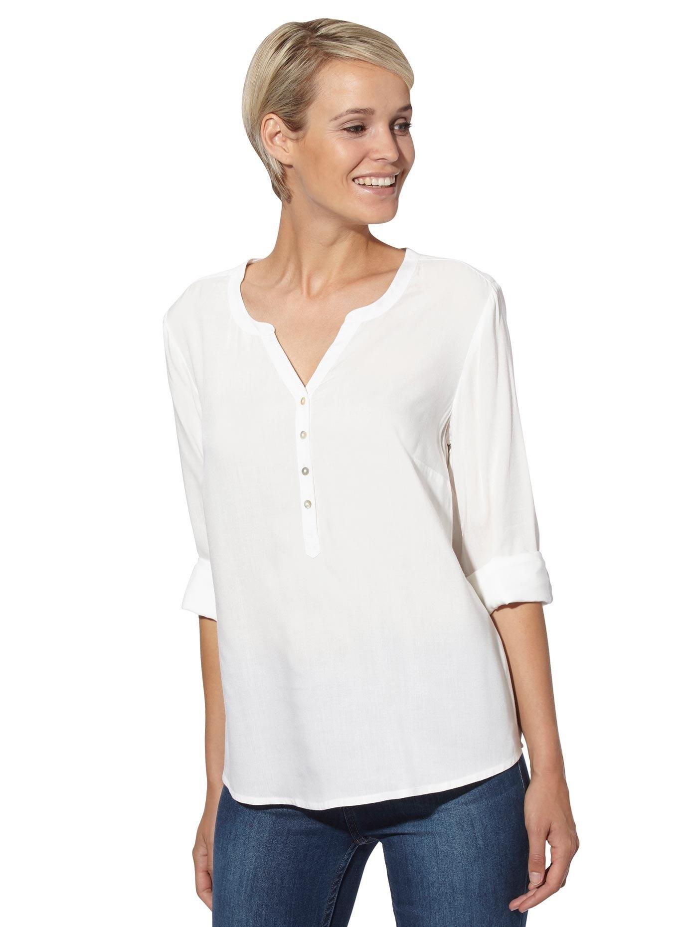 Casual Looks blouse zonder sluiting online kopen op otto.nl