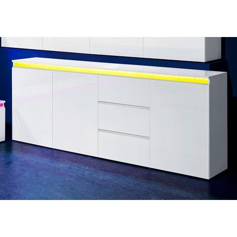 Dressoirs Tecnos sideboard breedte 200 cm 238963