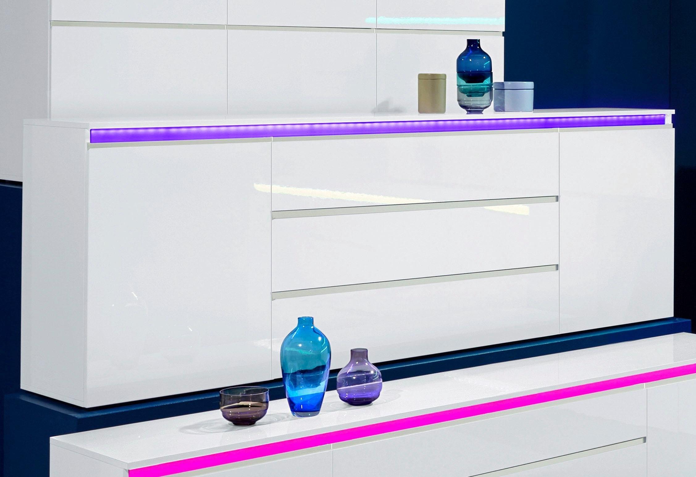 Tecnos dressoir Magic breedte 240 cm in de webshop van OTTO kopen