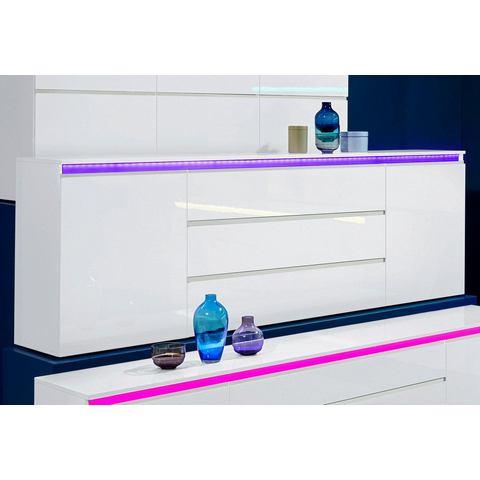 Dressoirs Tecnos sideboard breedte 240 cm 254525