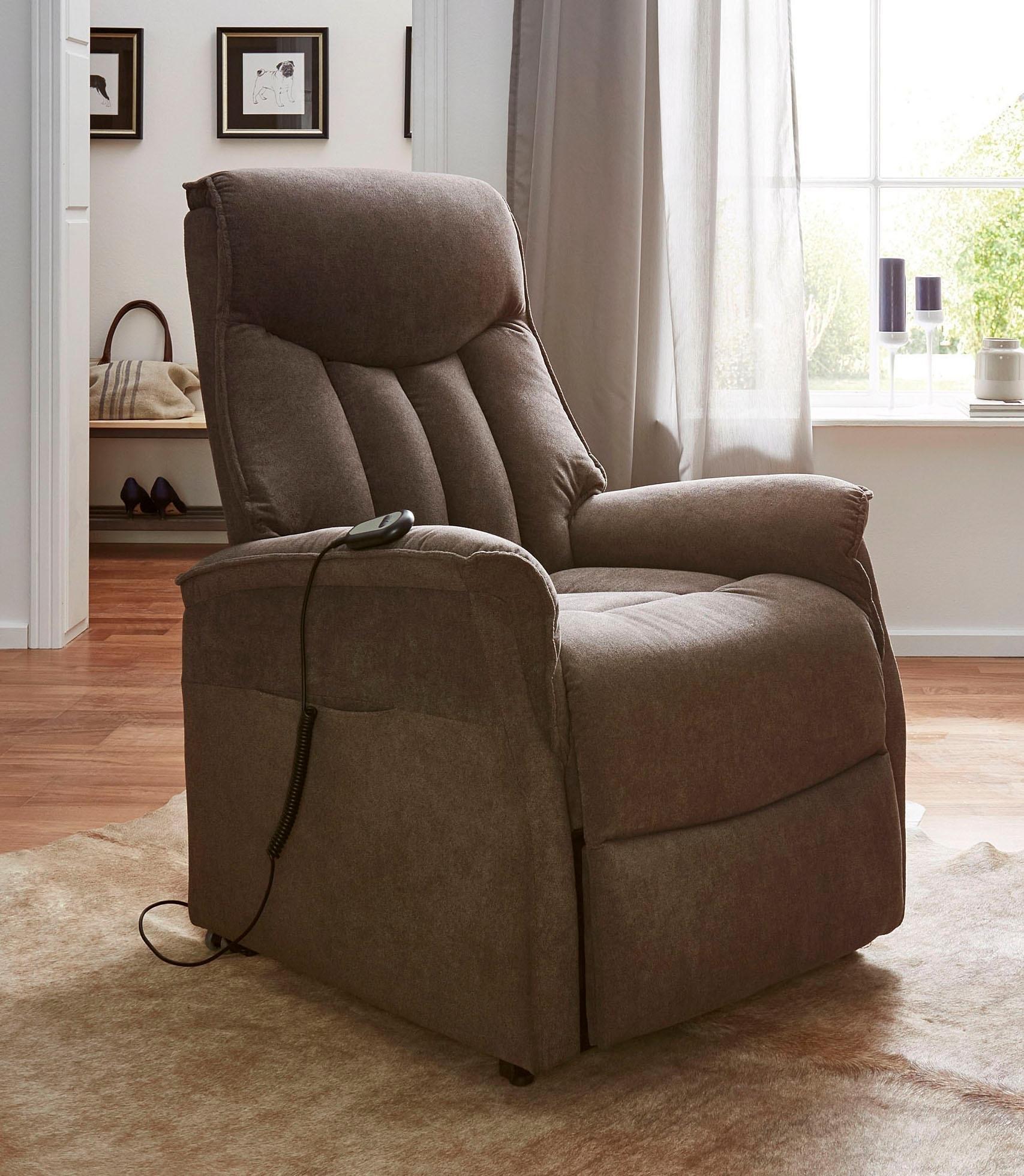 Duo Collection relaxfauteuil XXL, met opstahulp, belastbaar tot 150 kg voordelig en veilig online kopen