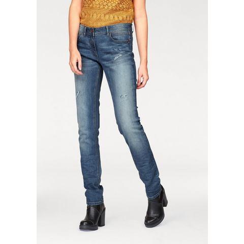 NU 15% KORTING: ANISTON skinny-jeans