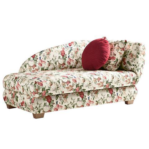 woonkamer chaise longues multicolor Recamier multicolour