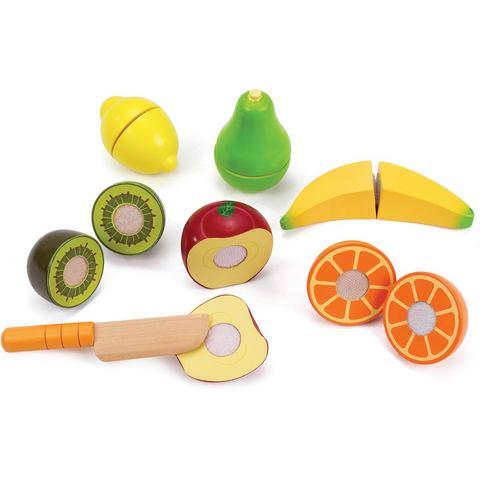 Hape houten snijset vers fruit