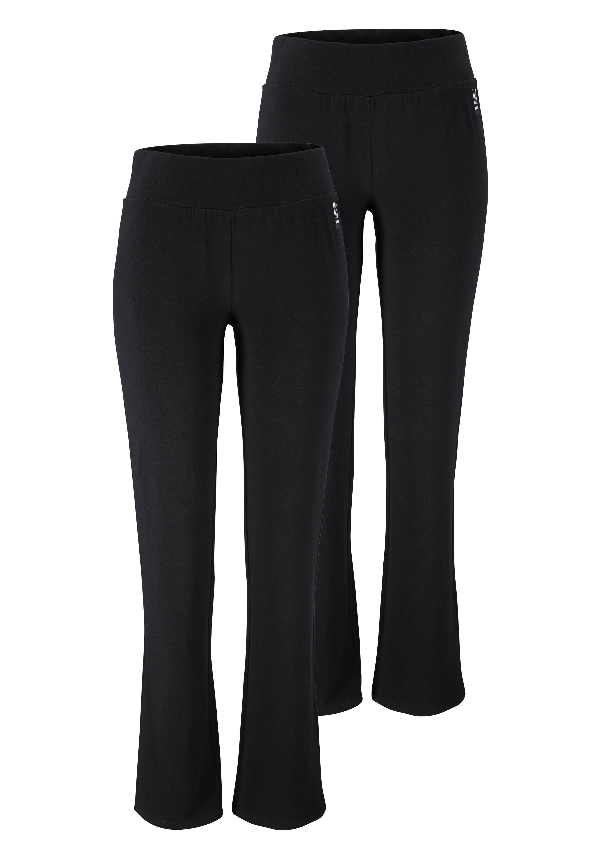 H.I.S Jazzpants (set van 2) nu online kopen bij OTTO