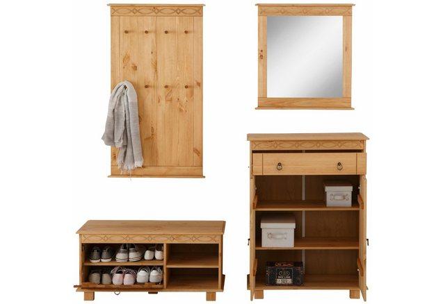 home affaire halmeubelset indra 4 dlg makkelijk gevonden otto. Black Bedroom Furniture Sets. Home Design Ideas