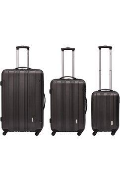 packenger trolleyset grijs