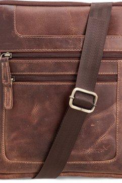 schoudertas met vak voor tablet (10,1 inch), »Thuras, vintage«