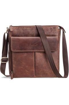 messengerbag met tabletvak (12 inch), »Horik, vintage«