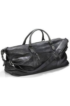 packenger weekendtas, »floki, zwart« zwart