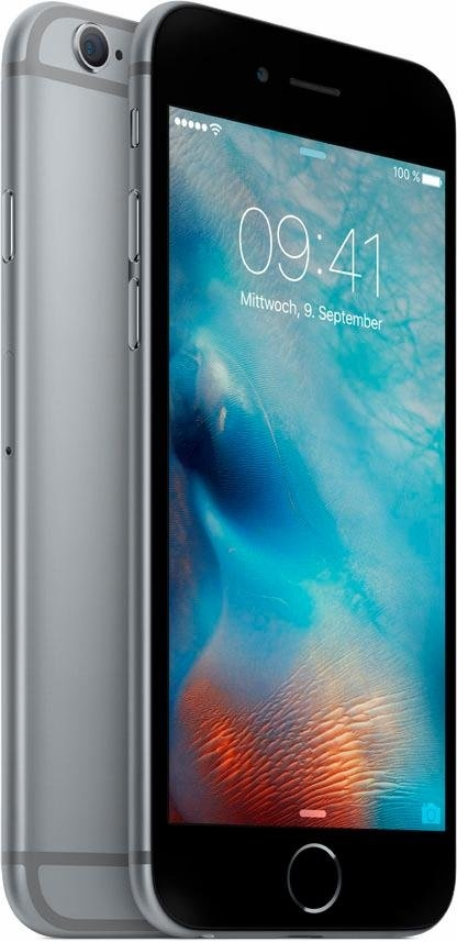 Apple iPhone 6s 32 GB, 12 cm (4,7 inch) Display, LTE (4G), iOS 9, 11,9 Megapixel - gratis ruilen op otto.nl