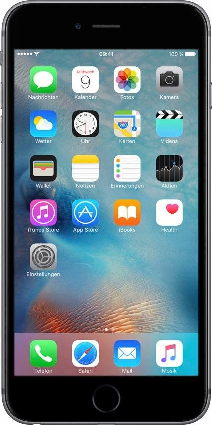 Apple iPhone 6s Plus 32 GB, 14 cm (5,5 inch) Display, LTE (4G), iOS 9, 12,0 Megapixel - verschillende betaalmethodes