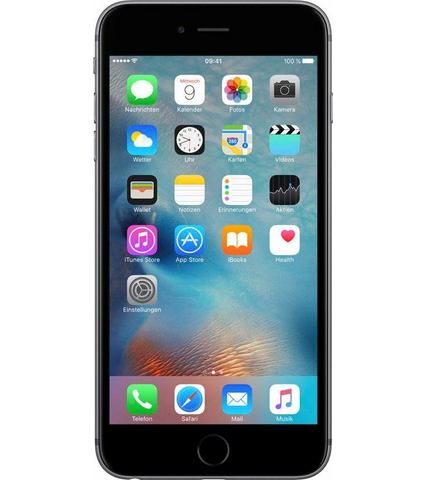 Apple iPhone 6s Plus 32 GB, 14 cm (5,5 inch) Display, LTE (4G), iOS 9, 12,0 Megapixel