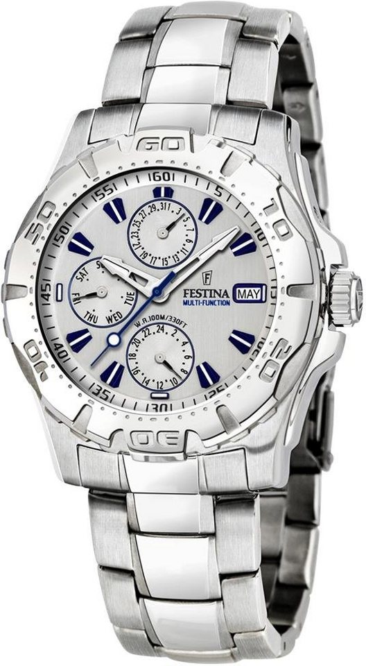 FESTINA multifunctioneel horloge »F16242/7«