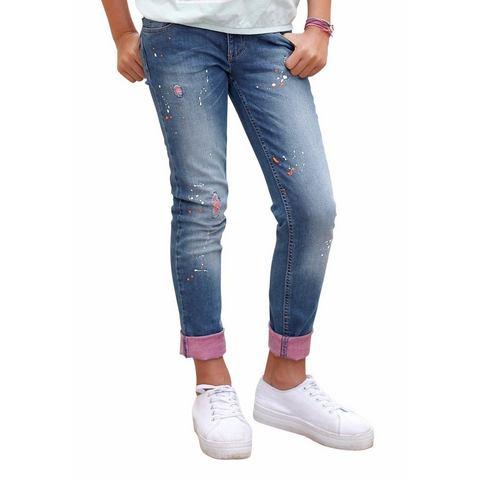 BUFFALO Jeans in 5-pocketsstijl voor meisjes