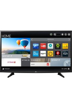 43UH6109, LED-TV, 108 cm (43 inch), 2160p (4K Ultra HD), Smart TV