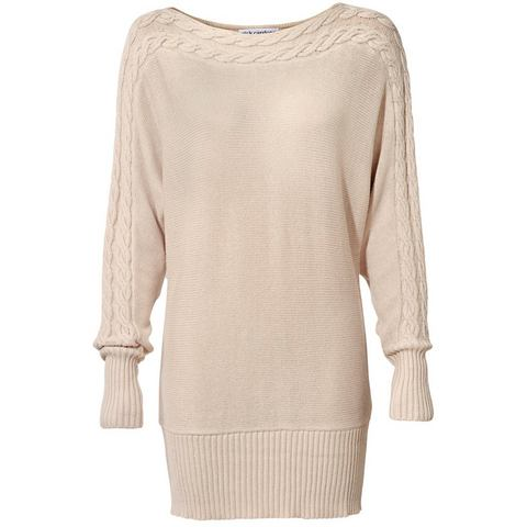 NU 15% KORTING: Pullover met boothals