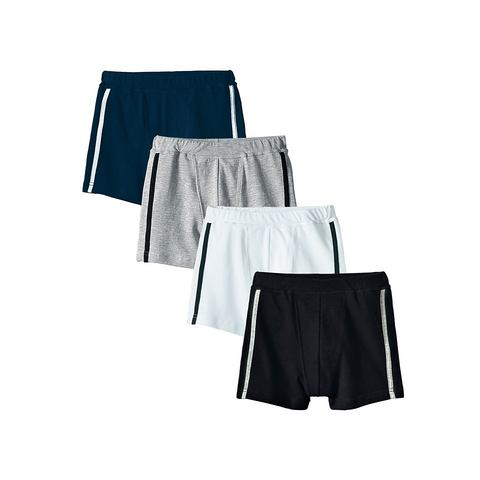 Boxershort, set van 4, AUTHENTIC UNDERWEAR