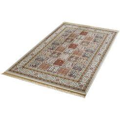oosters vloerkleed, mint rugs, »precious«, geweven beige