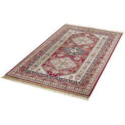 oosters vloerkleed, mint rugs, »cult«, geweven rood