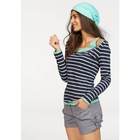 KANGAROOS Shirt in layer-look