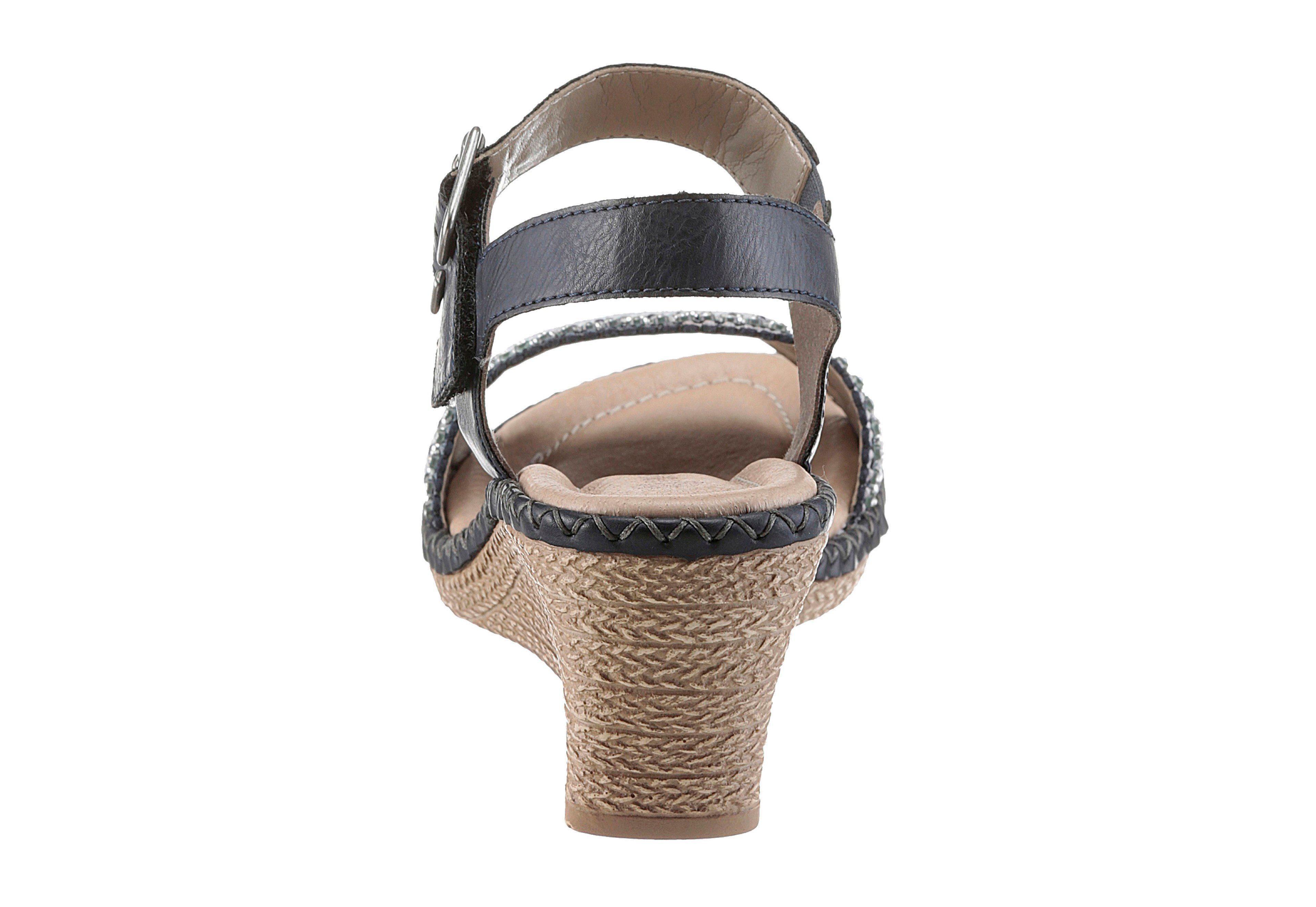 Sandales Compensées Remonte kfLNHwlUWS
