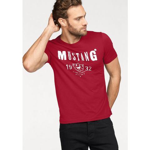 NU 15% KORTING: MUSTANG T-shirt