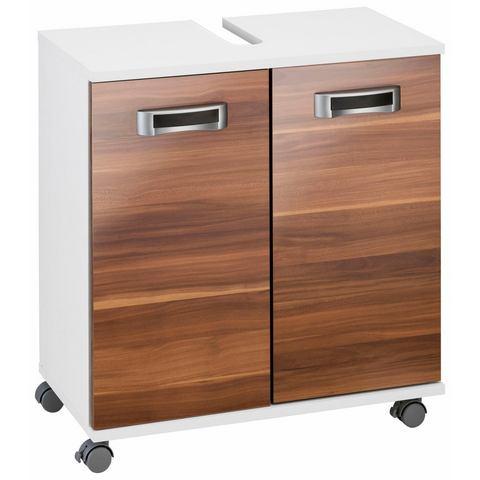 kast Kos in 4 kleuren beige badkamer wastafelonderkast 82