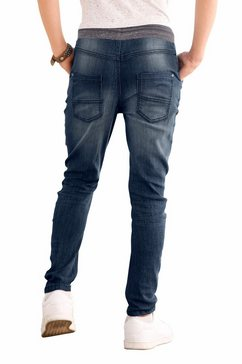 arizona stretch jeans blauw