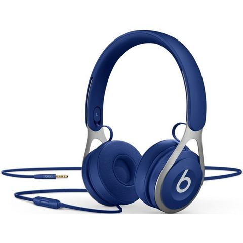 Beats Koptelefoon Kabel On Ear Headset Blauw