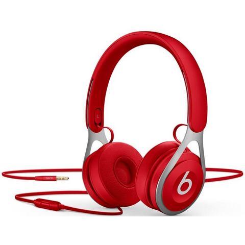 Beats Koptelefoon Kabel On Ear Headset Rood