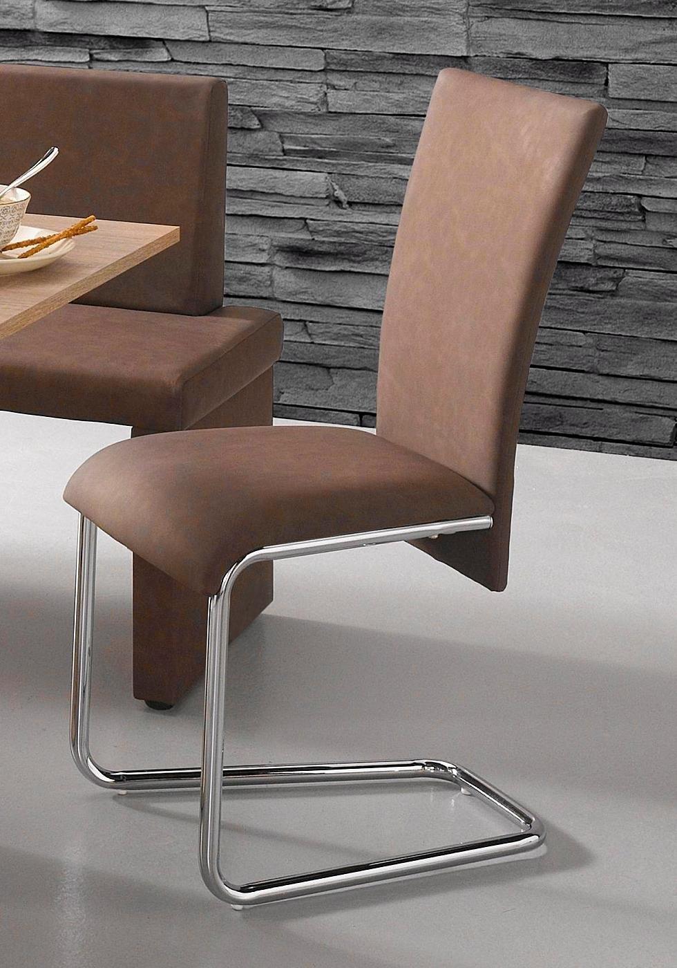 Homexperts Steinhoff vrijdragende stoel (set van 2) - gratis ruilen op otto.nl