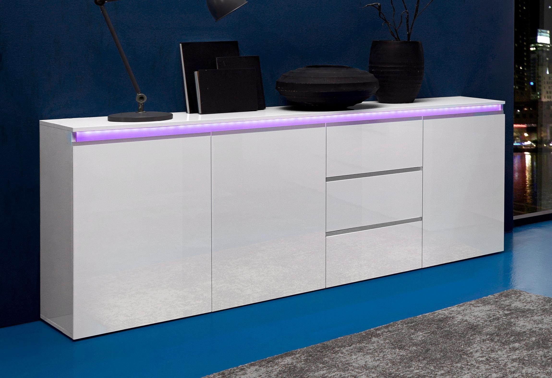 Tecnos sideboard, breedte 200 cm goedkoop op otto.nl kopen