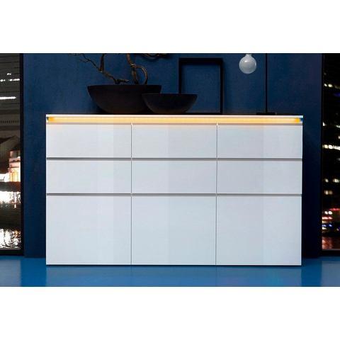 Dressoirs Tecnos highboard breedte 180 cm 458616