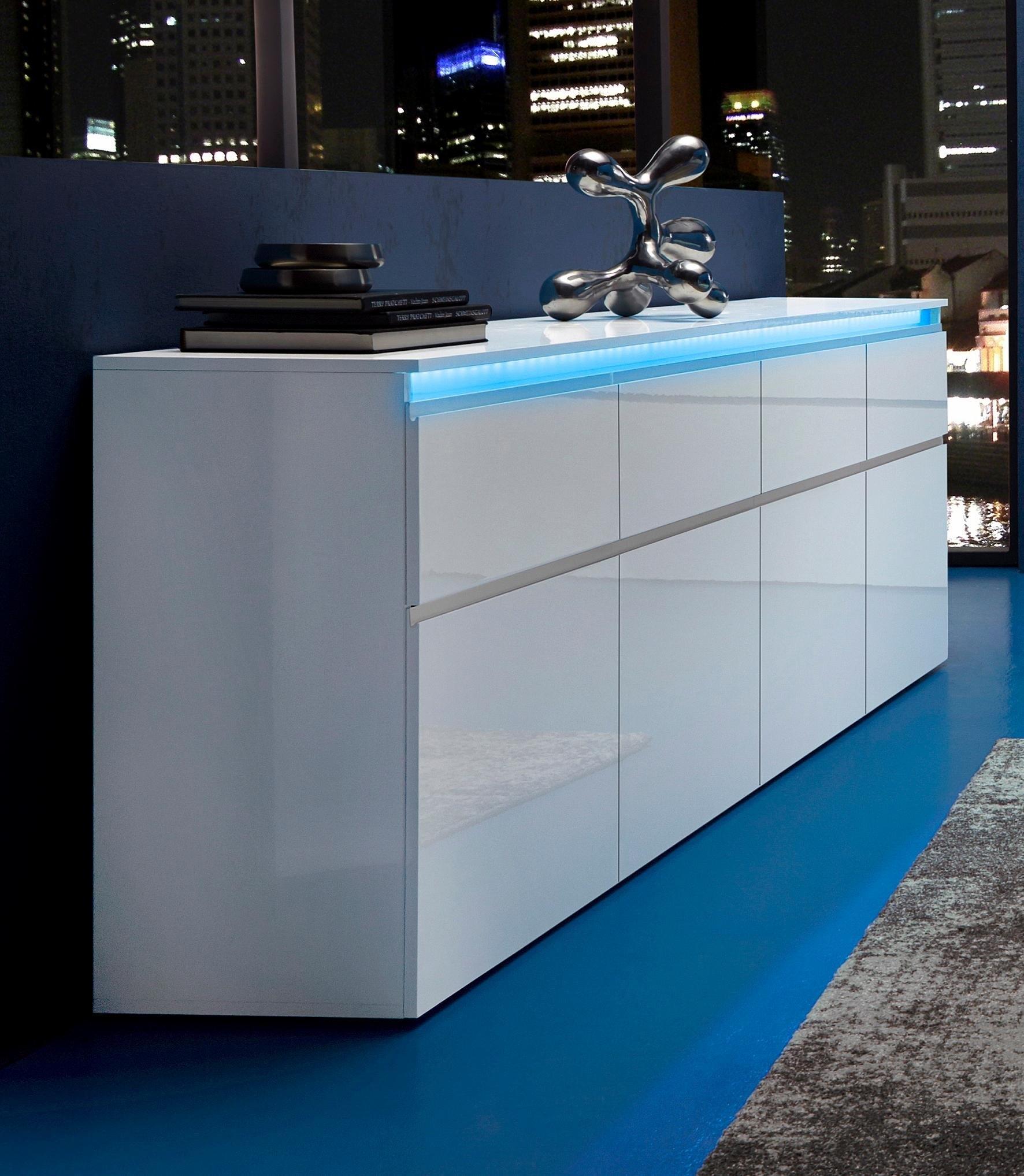 Tecnos dressoir Magic breedte 240 cm voordelig en veilig online kopen