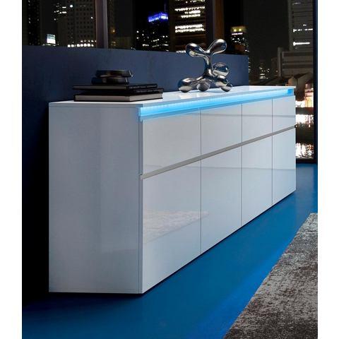 Dressoirs Tecnos sideboard breedte 240 cm 607959