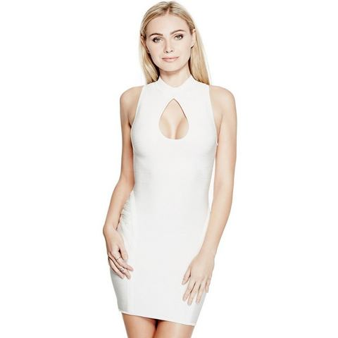 Picture GUESS jurk wit 237742