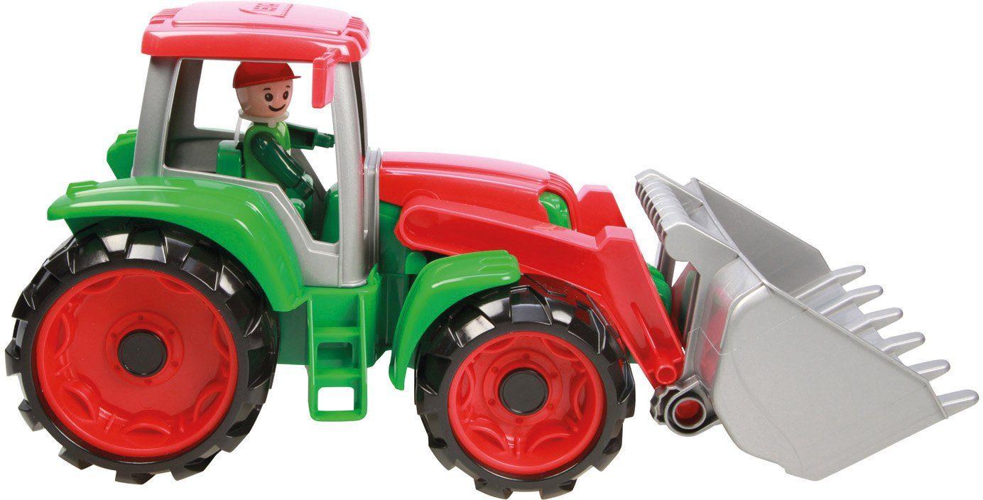 Lena zandbakspeelgoed truxx tractor met frontlader« makkelijk