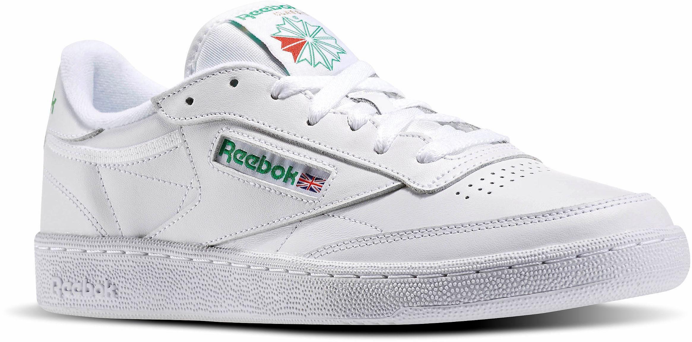 Reebok Faible Club De Chaussures De Sport Classique C 85 Hommes EL5oVKEdOe