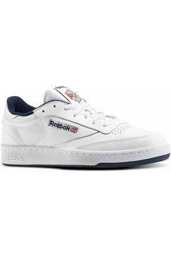 reebok sneakers »club c 85« wit