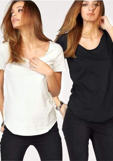 VERO MODA T-shirt »LUA« (set)