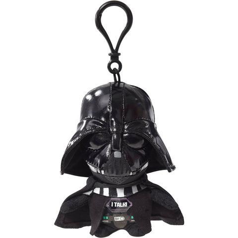 Pluchen knuffel met geluid en hanger, »DISNEY STAR WARS™, Darth Vader, ca. 10 cm«
