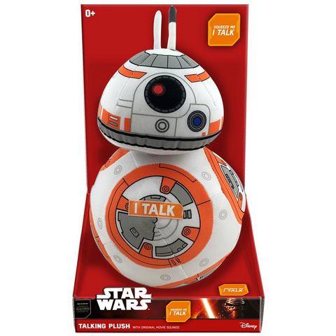 Pluchen knuffel met geluid, »DISNEY STAR WARS™, Premium, BB-8, ca. 30 cm«