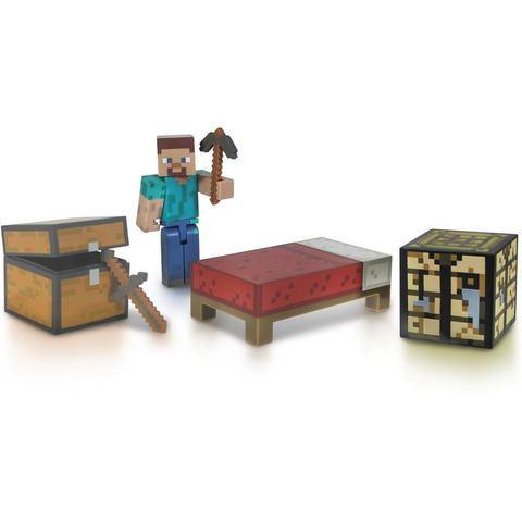 Minecraft speelfiguren pack