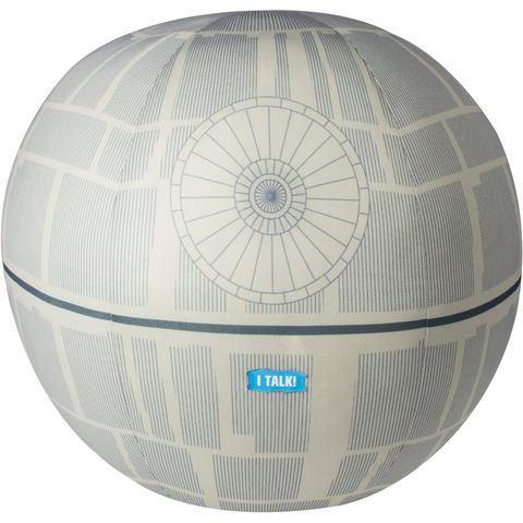 Pluchen knuffel met geluid, »DISNEY STAR WARS™, Premium, Death Star, ca. 30 cm«